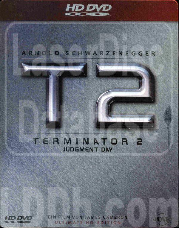 LaserDisc Database - Terminator 2: Judgment Day [501804]