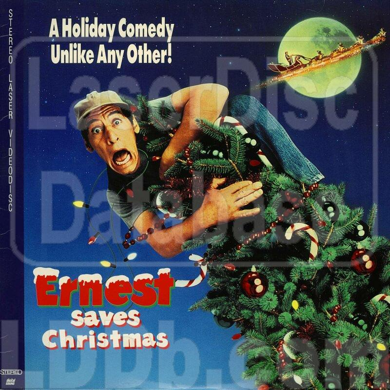 laserdisc database ernest saves christmas 953 as - Ernest Saves Christmas