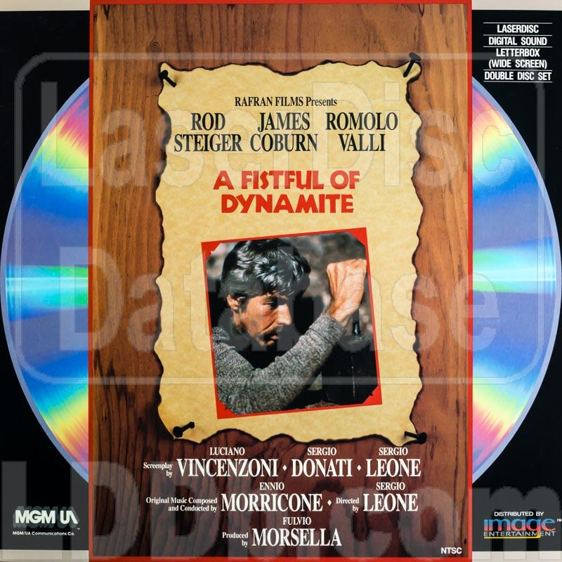 Fistful of dynamite soundtrack