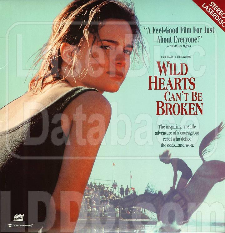 laserdisc database wild hearts can 39 t be broken 1223 as. Black Bedroom Furniture Sets. Home Design Ideas
