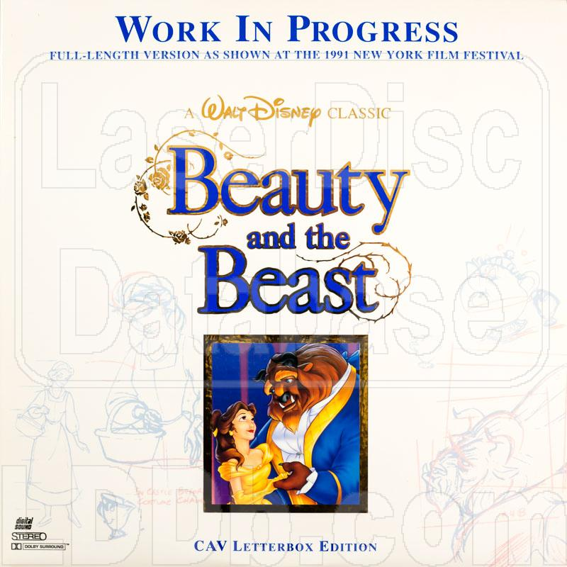 Beauty And The Beast Imdb: Beauty And The Beast: Work In