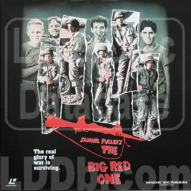 laserdisc database big red one the 929