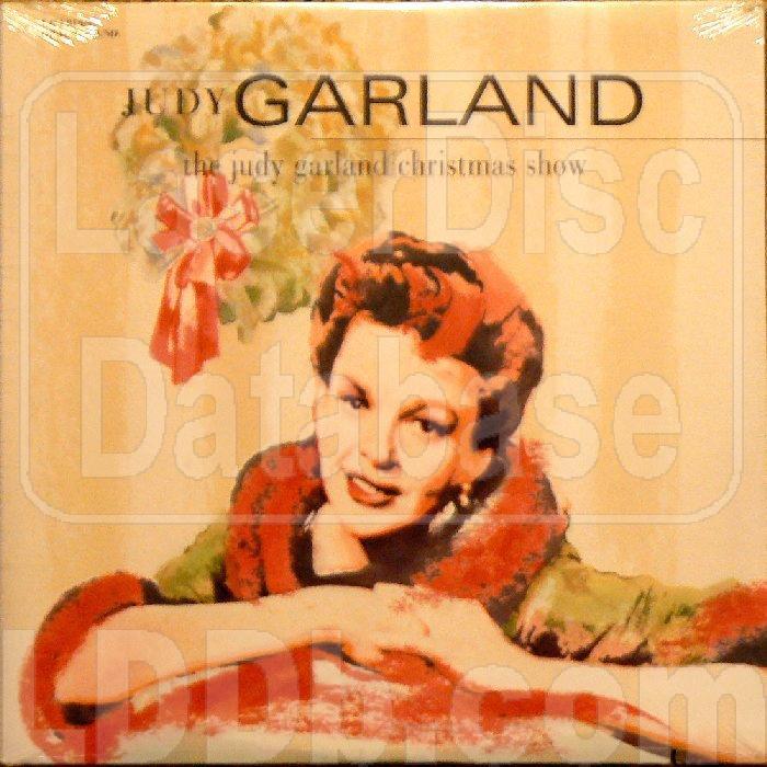 LaserDisc Database - Judy Garland Christmas Show [38267-6]