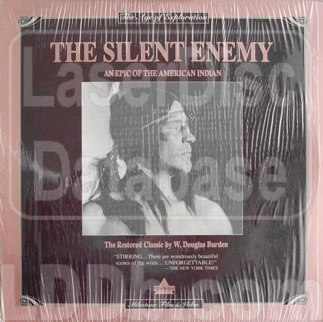 LaserDisc Database - Silent Enemy, The: An Epic of the American