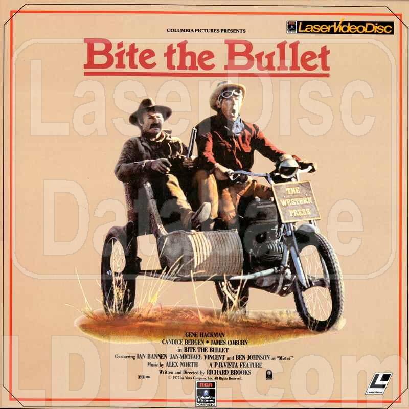 Bite the bullet movie poster shop