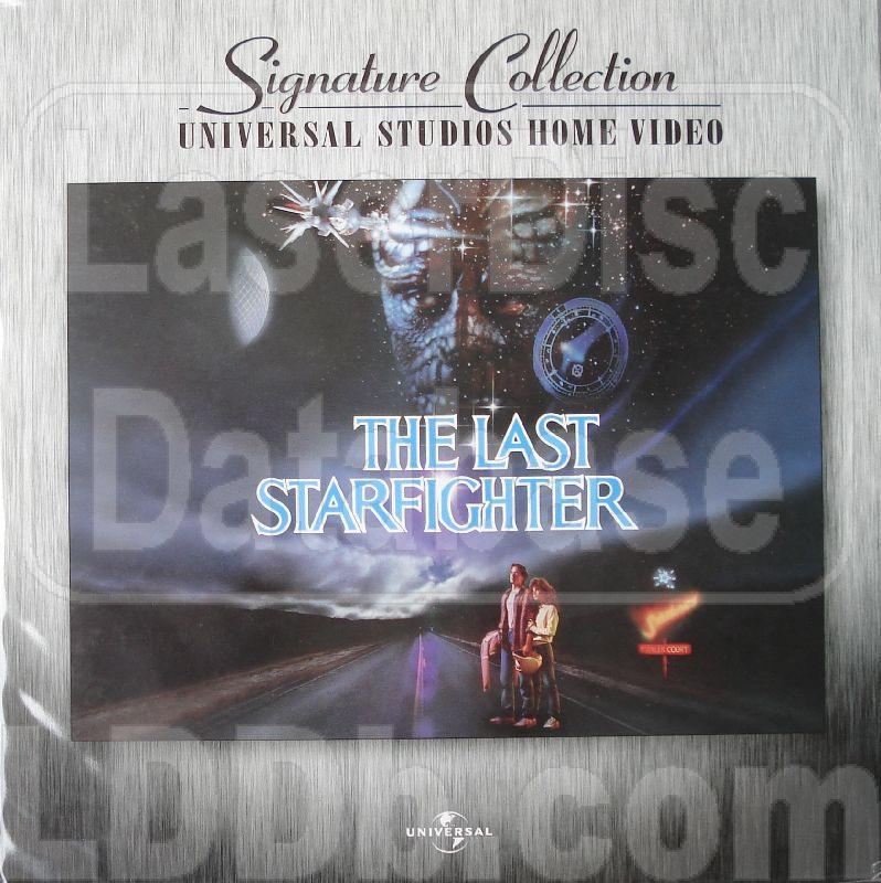 LaserDisc Database - Last Starfighter, The [44420]