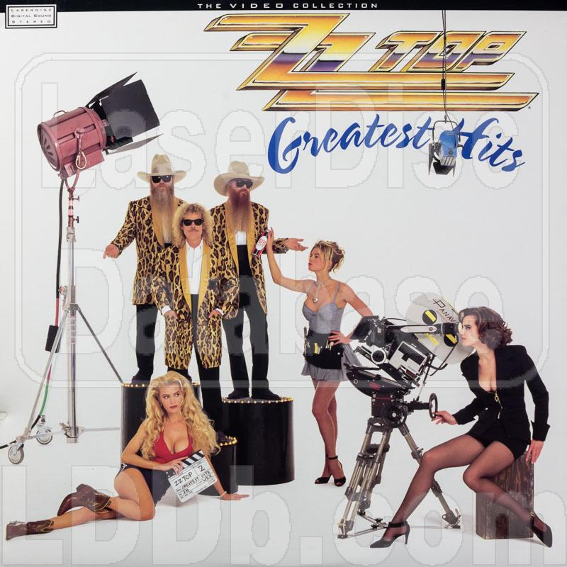 Latest News Zz Hd: ZZ Top: Greatest Hits